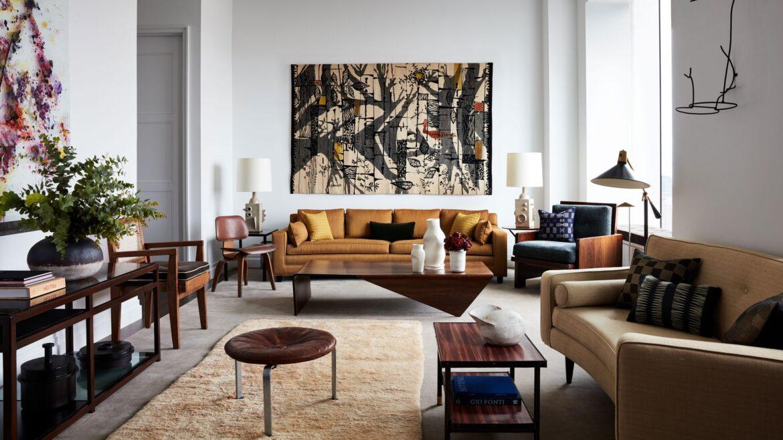 Consigli su come illuminare il soggiorno